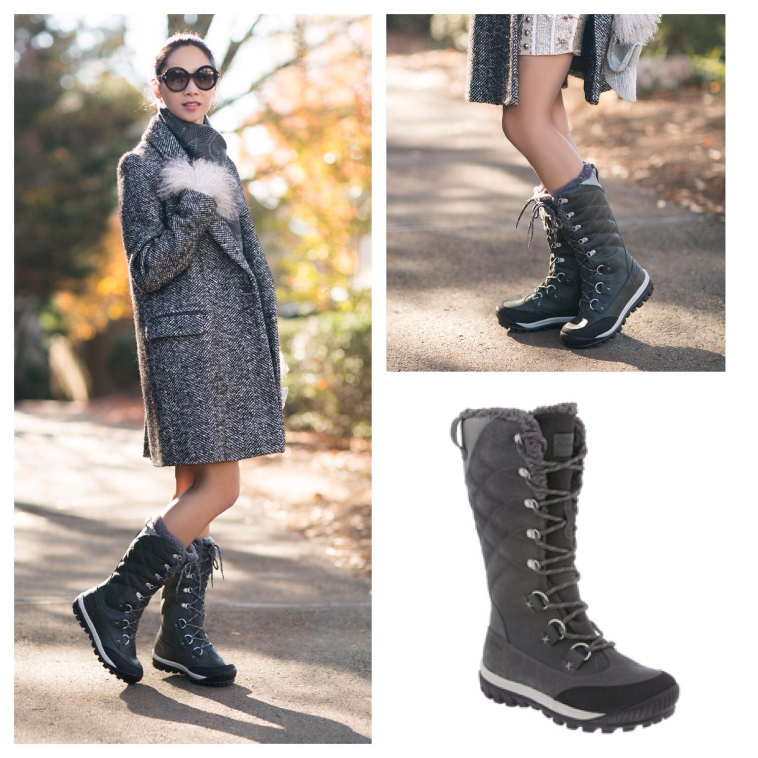 Bearpaw Womens Isabella Snow Boot